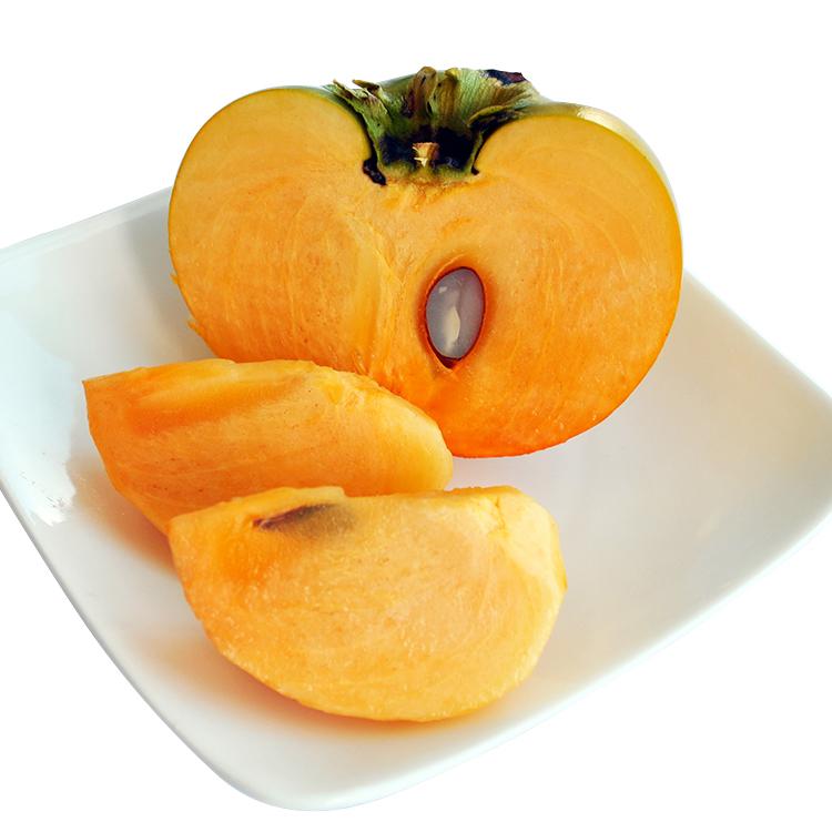 シャリシャリと梨のような食感の瑞々しい太秋柿