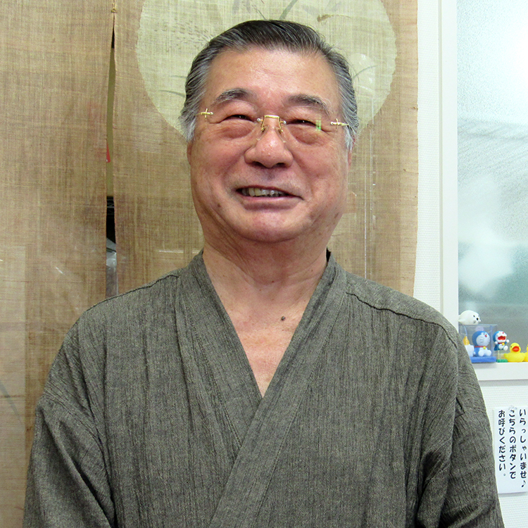 生産者の安田樹生さん
