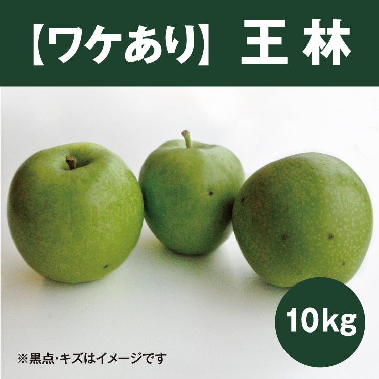 【ワケあり】王林(おうりん)10kg