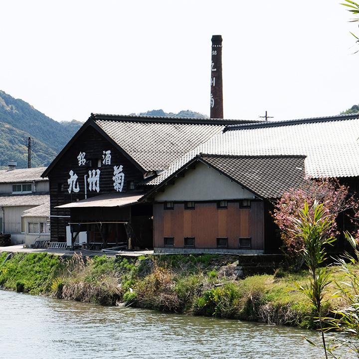 美しい水と緑に恵まれた福岡県のみやこ町犀川