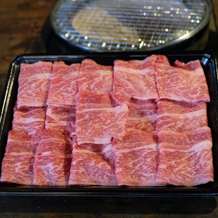 赤崎牛すき焼き用