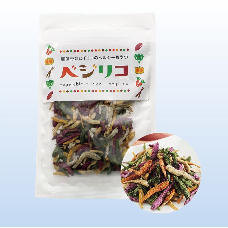 【ベジリコ】目にも鮮やか、新感覚珍味。松山ブランド金賞受賞の新製品。