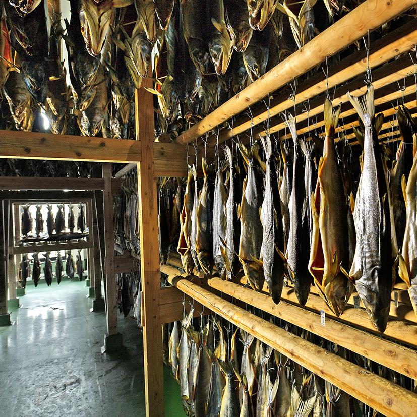 越後村上に古くから受継がれる伝統製法