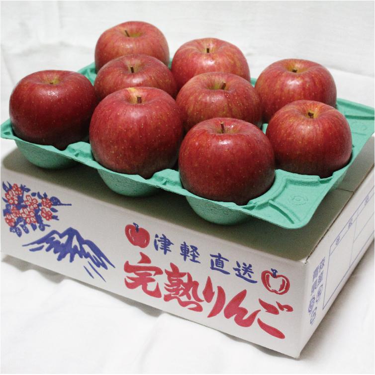 青森りんごは、品種別にいろいろな美味しさを選べます。<br>この度、成田農園では無袋栽培・樹上完熟の5種類のりんごをお届けしております。<br>「きおう」「つがる」は既に終了し、今回の「ジョナゴールド」の後は<br>「王林」「サンふじ」と続きます。それぞれの味の違いを、是非、お楽しみください。